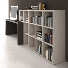 Organise your office with the fantastic Titano bookcase range!  Different combinations and finishes available!