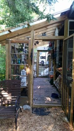 Garden Shed SCAMPING