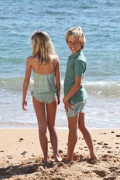 Este verano vísteles con The First - Moda infantil y decoración - Charhadas.com