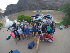 Our motorized Grand Canyon river rafting trips are top rated on Tripadvisor! Learn more about these river rafting tours today. Grand Canyon River, Grand Canyon Rafting, Rafting Tour, Whitewater Rafting, Colorado River, Selfie Stick, Moana, Happy Campers, New Mexico