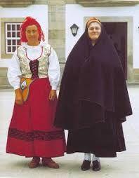 Resultado de imagem para mais lindos trajes portugal
