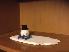 The melting Snowman has had too much sun. He can be found in the Snowman section on our website.