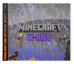 Minecraft Unlimited Mods: Descargar X-Ray Mod para Minecraft [1.8]
