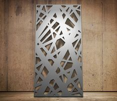 Miles and Lincoln - the UK& leading designer of laser cut screens for decorative interior panels, external architectural cladding, balustrades and ceilings