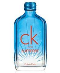 aa296fbae Calvin Klein CK One Summer Eau de Toilette Spray, 3.4 oz Calvin Klein  Summer,