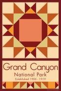 Grand Canyon National Park Quilt Block