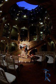 Rotunda Wedding at Mission Inn, Riverside