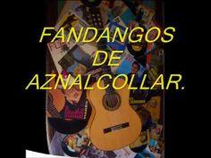 """FANDANGO DE AZNALCOLLAR.-   Estilo del cante flamenco. """" Palo. """""""