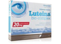 Világszabadalommal védett szemvitamin, az éleslátásért! Luteina® bio-complex. 20mg lutein/kapszula.