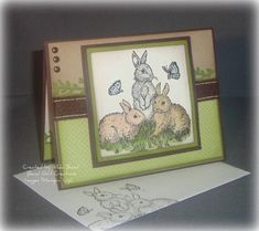 Masculine easter card by scrapaholicbond26 - Cards and Paper Crafts at Splitcoaststampers