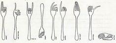 BRUNO-MUNARI-forchette-parlanti