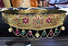 Exclusive Baby Vadaanam | Buy Online Jewellery