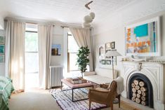 Tour a Brooklyn Brownstone With a London Feel -- The Cut