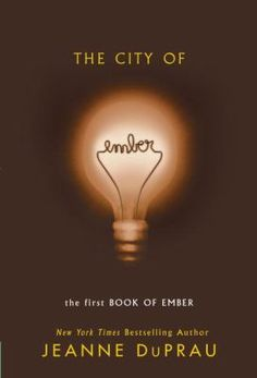 """""""City of Ember."""" For generations, the people of the City of Ember have flourished in an amazing world of glittering lights. But Ember's once powerful generator is failing ... and the great lamps that illuminate the city are starting to flicker."""