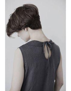 Coupe courte sur cheveux bouclés hiver 2015 - Coiffure - Elle