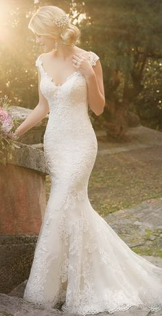 Essense of Australia Spring 2016 Wedding Dresses Collection