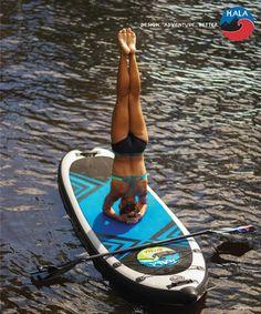 Hala Atcha Whitewater / Yoga Inflatable Paddle Board