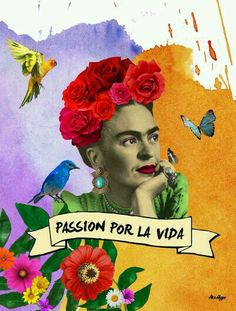 18 Ideas For Wallpaper Frida Kahlo Artists Wallpapers Frida E Diego, Frida Art, Diego Rivera, Kahlo Paintings, Mexican Artists, Arte Pop, Happy Weekend, Friday Weekend, Belle Photo