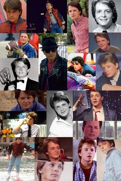 If was alive for the 80s and was the same age as Michael J Fox, he would def be my celebrity crush in the 80s.
