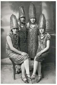 1920s: The Pickle Sisters