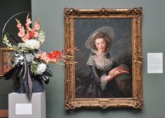 Art in Bloom - Vicomtesse de Vaudreuil - European Art - Hood Museum of Art - Open Museum