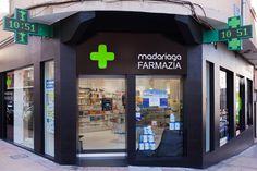 Farmacia Madariaga, Barakaldo - Enrique Polo Estudio