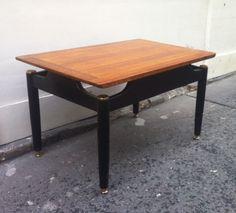 Table basse 1950 Tola G Plan