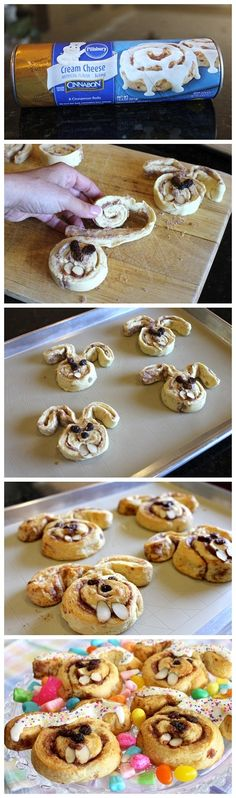 cinnamon roll easter