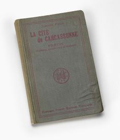 """La Cité de Carcassonne,"" from The Charles and Maurice Prendergast Personal Book Collection."