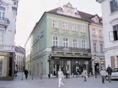 Slovakia, Bratislava - Green house