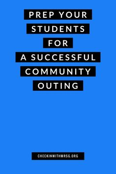 Prepare your students for community based instruction using community based instruction lessons, worksheets and rubrics before you ever leave the classroom. Set your students up for a successful community outing! Life Skills Classroom, Teaching Social Skills, Teaching Language Arts, Special Education Classroom, Teaching Resources, Vocational Skills, Classroom Community, Summer School, Rock Stars