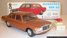 SECCION MERCEDES - PIEL DE TORO - LA WEB DE LOS COCHES CLASICOS Porsche 928, Nostalgia, Cool Toys, My Childhood, Vintage Toys, Jeep, Antique Cars, Future, Collection