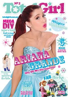 Total Girl - June 2013 #magazines #magsmoveme  http://www.totalgirl.com.au/