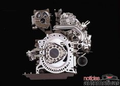 Mazda vai produzir novo motor rotativo em 2016