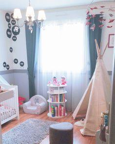 dans la chambre denora - Chambre Vintage Petite Fille