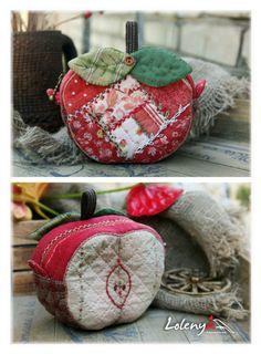 :: Crafty :: Quilt :: Patchwork :: Gallery.ru / Фото #149 - Косметички, комплекты и др. - lolenya