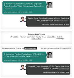 Conweets, Herramienta Para Buscar Conversaciones Entre Usuarios De Twitter