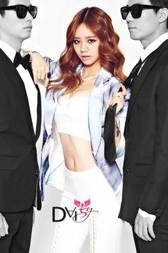 Name: Hyeri Lee Member of: Girl's Day Birthdate: 09.06.1994