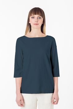 Women and Men's Eco Fashion organic cotton, hemp, bamboo wool eco-friendly and sustainable natural clothing all made in Vancouver BC Canada. Boat Neck, Organic Cotton, Taupe, Shop Now, Winter Fashion, Hemp, Bell Sleeve Top, Tunic Tops, Wool