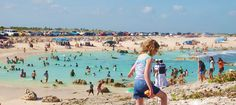 Chen Rio Beach Cozumel - family beach