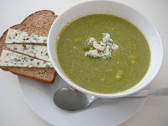 Delicious blog: Polévka na zahřátí