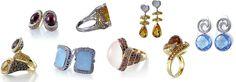 Jewellery UK: Vrille London genuine gemstone sterling silver jewellery
