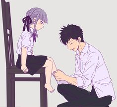 Awwww, I'm glad that Kirigiri's dad cared about her even though he couldn't be with her (for some reason?).
