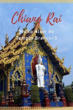 Chiang Rai merece muito mais do que apenas um bate e volta a partir de Chiang Mai. Veja aqui como foi nossa estadia e tire suas próprias conclusões! ;-)
