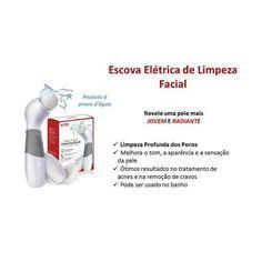 Escova Elétrica De Limpeza Facial Kiss N... - Shoptime.com