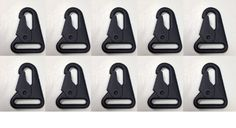 Set Of 10 USA MADE H&K Clip 1