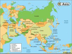 Map Of Asia Khand.90 Best Countries Maps World Maps Images In 2019 Map Country