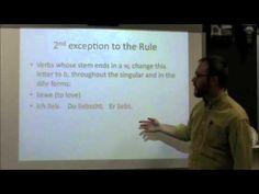 PA Dutch 101: Video 7 - Verbs and Conjugation .m4v