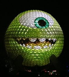 monsters inc promotion at epcot