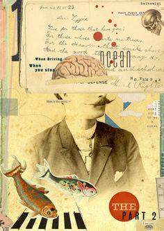 retro collage by Muharrem Cetin